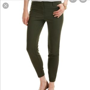 Vineyard Vines utility skinny pants Olive green